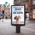 Street Billboard PSD MockUp 2